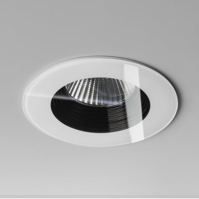 Astro Lighting 5733 Vetro LED Fire Rated IP65 Bathroom Downlight White